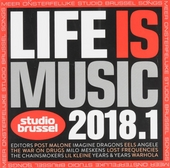 Life is music 2018 : meer onsterfelijke Studio Brussel songs. 1