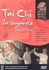 Tai Chi for beginners : the 24 forms