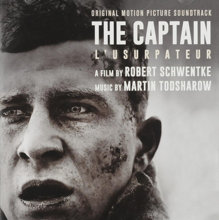 The captain : Original motion picture soundtrack