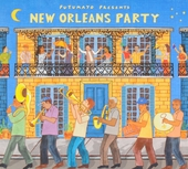 Putamayo presents New Orleans party