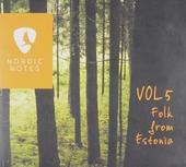 Folk from Estonia. vol.5