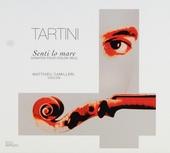 Senti lo mare : Sonates pour violon seul