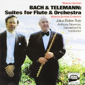 Suites for flute & orchestra