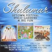 Uptown festival ; Disco gardens ; Big fun