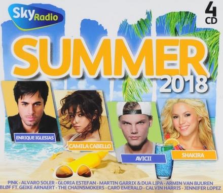 Sky Radio : Summer 2018