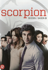 Scorpion. Seizoen 3