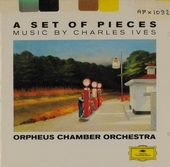 A set of pieces : music by Charles Ives