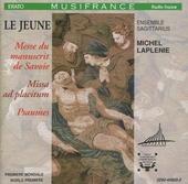 Messe du manuscrit de Savoie