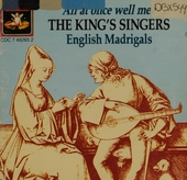 All at once well met : English madrigals