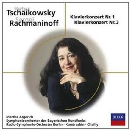 Tschaikowski - Rachmaninoff : Klavierkonzerte