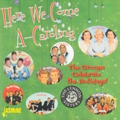 Here we come a-caroling : The groups celebrate the holidays