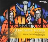 O lux beata trinitas : Music for trinity