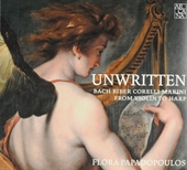 Unwritten : From violin to harp