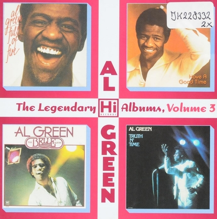 The legendary Hi Records albums. vol.3