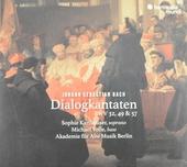 Dialogkantaten BWV 32, 49 & 57