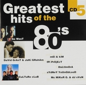 Greatest hits of the 80's. vol.5