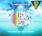 5 years Legacy Festival : the best of retro & dance