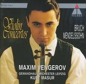 Bruch - Mendelssohn : violin concertos