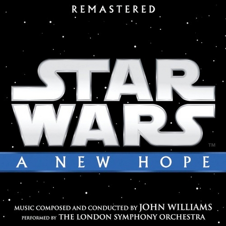 Star wars : a new hope : original motion picture soundtrack [Remastered edition]