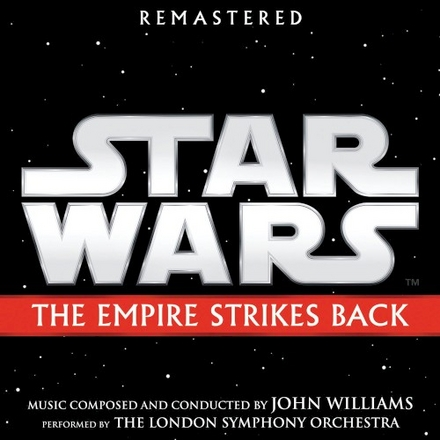 Star wars : the empire strikes back : original motion picture soundtrack [Remastered edition]