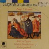 Cançons de la Catalunya mil.lenària : planys & llegendes