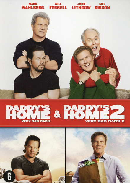 Daddy's home ; Daddy's home 2