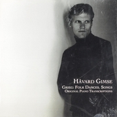 Folk dances & songs : original piano transcriptions