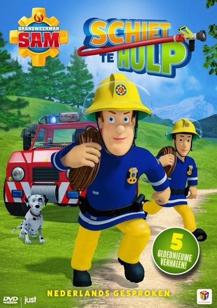 Brandweerman Sam schiet te hulp
