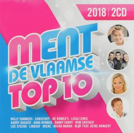 Ment de Vlaamse top 10 : 2018