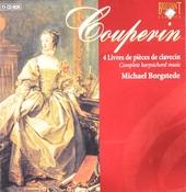 4 livres de pièces de clavecin : complete harpsichord music