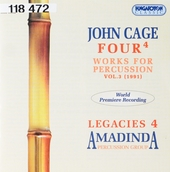 Works for percussion : 1991. vol.3