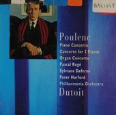 Piano & organ concertos