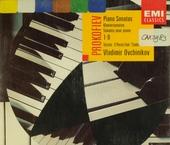 The 9 piano sonatas