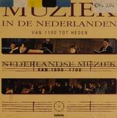 Muziek in de Nederlanden : 1600-1700