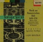 Musik am Hannoverschen Hofe 1680-1710