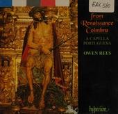 Music from renaissance Coimbra