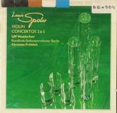Violin concertos nos. 2 & 5