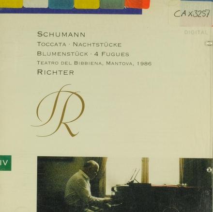 A Schumann recital. Vol. 4