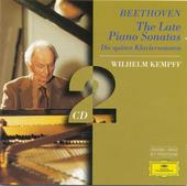 The late piano sonatas