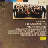 4 Hornkonzerte - Fagottkonzert