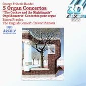 5 organ concertos