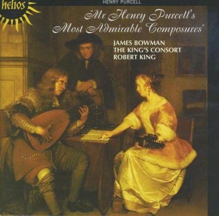 Mr Henry Purcell's most admirable composures