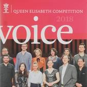 Koningin Elisabethwedstrijd : stem 2018