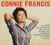 Connie Francis sings country hits