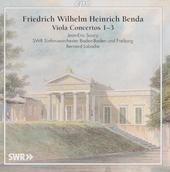 Viola concertos 1-3