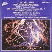 The All Star Percussion Ensemble