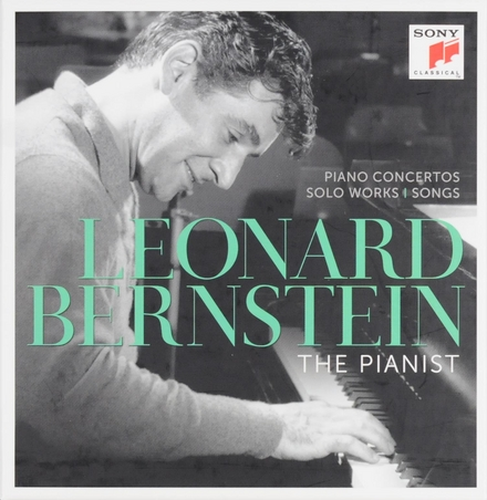 The pianist : piano concertos, solo works, songs