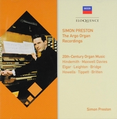 20th-century organ music