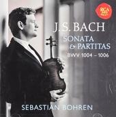 Sonatas & Partitas BWV 1004-1006