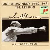 Igor Stravinsky edition : introduction
